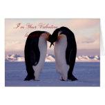 PixDezines que besa a la tarjeta del día de San Va