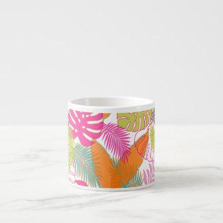 PixDezines rainforest/DIY background color Espresso Cup