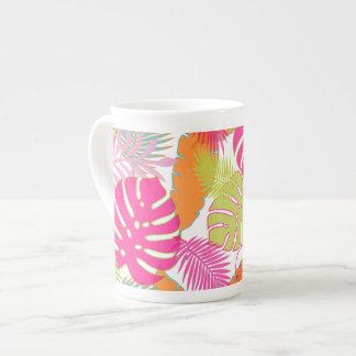 PixDezines rainforest/DIY background color Tea Cup