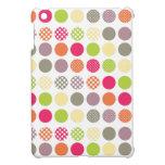 PixDezines retro polka dots Case For The iPad Mini