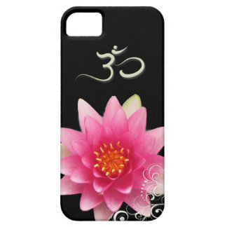 PixDezines rose water lily/diy background color iPhone SE/5/5s Case