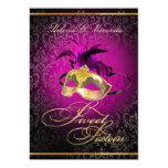 PixDezines Rossi Sweet 16 Masquerade/DIY color!! Custom Invitations