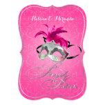 PixDezines Rossi Sweet 16 Masquerade/DIY color!! Invite