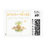 PixDezines Royal Hawaiian Pineapples/Save Date Stamps