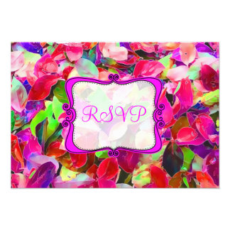 PixDezines rsvp jazzy fall watercolor affect Custom Invite