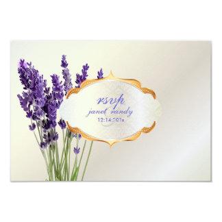 PixDezines rsvp maui lavender Card