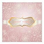 PixDezines Snowflakes, Winter Events Card