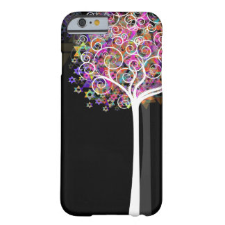 PixDezines star of david/tree of life Barely There iPhone 6 Case