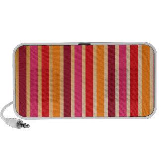 PixDezines Stripes Travelling Speaker