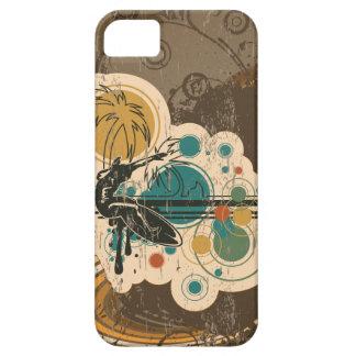 PixDezines Surfer Grunge iPhone 5 Cover