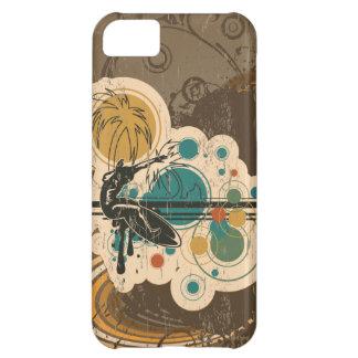 PixDezines Surfer Grunge Case For iPhone 5C