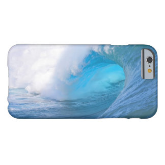 PixDezines surfs up/waves/beach Barely There iPhone 6 Case