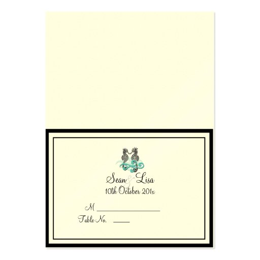 Pixdezines tent place card chubby business cards zazzle for Tent business cards