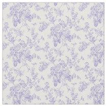 PixDezines toile purple roses/DIY background color Fabric