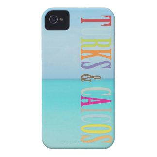 PixDezines Turks&Caicos/DIY background color iPhone 4 Case-Mate Case