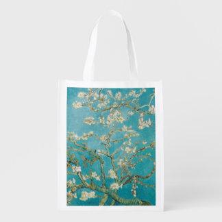 PixDezines van gogh/almond blossoms Market Totes
