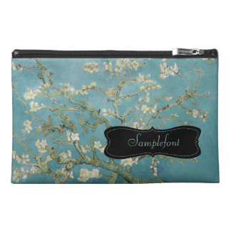 PixDezines van gogh almond blossoms Travel Accessories Bags