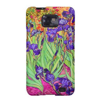 PixDezines van gogh iris/st. remy Galaxy S2 Covers