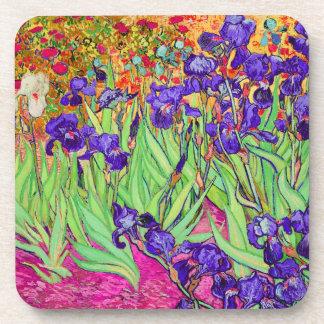 PixDezines van gogh iris/st. remy Coaster