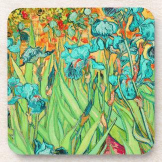 PixDezines van gogh iris/st. remy Beverage Coasters