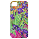 PixDezines Van Gogh iris/st. remy iPhone 5 Carcasas