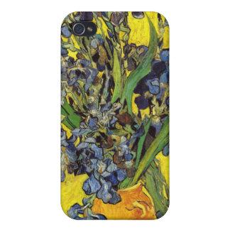 PixDezines Van Gogh iris/st. remy iPhone 4 Protector