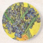 PixDezines Van Gogh iris/st. remy Posavasos Manualidades