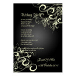 PixDezines vanilla swirls/diy background color Business Card Templates