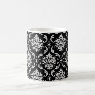 PixDezines Vendome Damask, DIY background color! Mugs