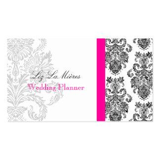 PixDezines Victorian Damask/DIY colors Business Cards