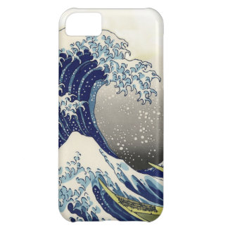 PixDezines Vintage, Great Wave, Hokusai 葛飾北斎の神奈川沖浪 iPhone 5C Case
