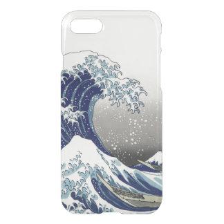 PixDezines Vintage, Great Wave, Hokusai 葛飾北斎の神奈川沖浪 iPhone 7 Case