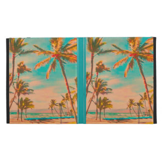PixDezines vintage hawaii iPad Folio Case