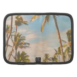PixDezines vintage hawaiian beach Planners