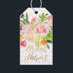 "PixDezines Watercolor Floral Bridal Shower Gift Tags<br><div class=""desc"">PixDezines bridal bouquets .. watercolor floralWatercolor Floral Bridal Shower ... ranunculus, mums, etc.. thank you tags. PixDezines dynamic designs allow you to edit, copy and paste any elements on this template. To view more of our floral tags, copy and paste this URL: www.zazzle.com/pixdezines floral gift tags?rf=238522335502586196 Copyright © 2008-2016 PixDezines.com™...</div>"