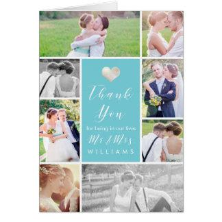 PixDezines Wedding Photos Thank You/DIY Color Card