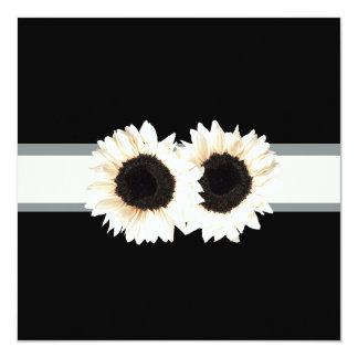 PixDezines white sunflower/diy background+event! Card