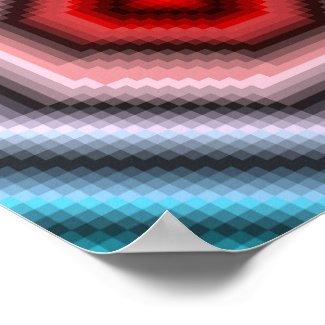 Pixel Art #1 Posters