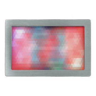 pixel art 1 rectangular belt buckle