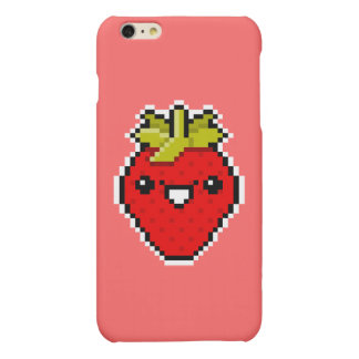 Pixel Art Cute Strawberry Speck Case