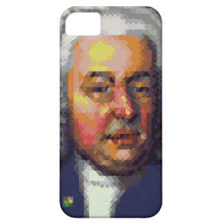 Pixel Art JS Bach phone case