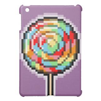 Pixel Art Lollipop Candy Speck Case iPad Mini Cases