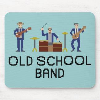 Pixel Art Music Band - Mousepad