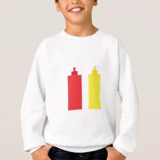 Pixel bbq sauces sweatshirt