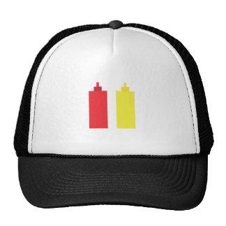 Pixel bbq sauces trucker hat