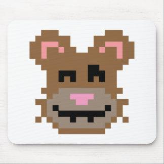 Pixel Bear Mouse Pad