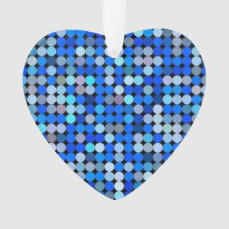 Pixel blue, aqua