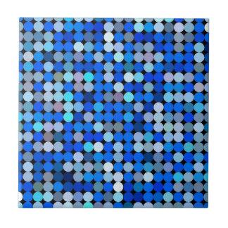 Pixel blue, Aqua Tiles