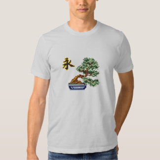 Pixel Bonsai Tee Shirt