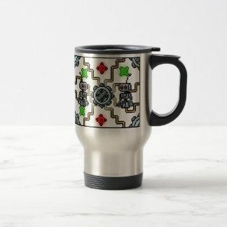 Pixel Bot Mug
